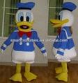 paperino costume mascotte per adulti paperino costume