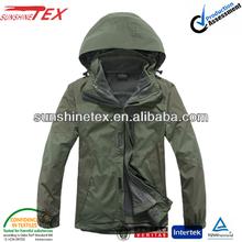 Wholesale aterproof windproof winter jacket garment