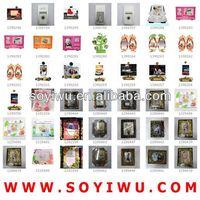 JADE WALL ART Wholesaler Manufacturer from Yiwu Market for Frames