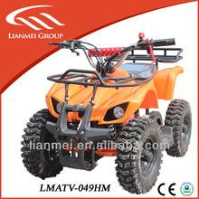 49cc atv use Huasheng four stroke engine/ kids mini 4wheeler atv with CE/EPA LMATV-049HM