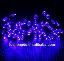 energy saving christmas solar twinkle light string