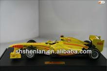 F1 race car models