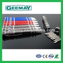 promotional pen multi tool multi color ballpoint pen