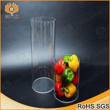 new transparent cast acrylic tube,acrylic tube aquarium,tube light set