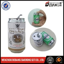 Plastic Gas Lighter for promotion ,Cans shape Gas Lighter,Stylish Butane Gas Lighter