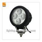 High power cree 40W LED Work Light 9-32V IP67 Heavy duty Round HG-910-40