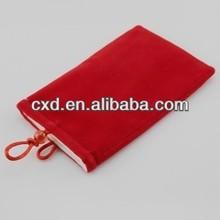 Velvet bags for gift phone promotion
