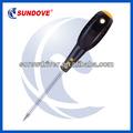 Especial de plástico mango punzón herramienta de costura