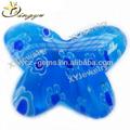 murano perlas sueltas piedras preciosas azul de la mariposa piedras