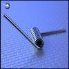 Custom spiral adjustable stainless steel torsion springs