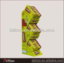 2014 Popular Fashion corrugated cardboard display box