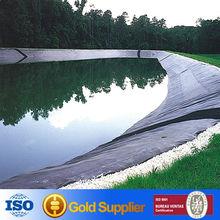HDPE Plastic Waterproof Membrane as Outdoor Fish Farm Pond Liner