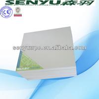 100% Waterproof Lightweight WPC Wood Plastic Composite Board