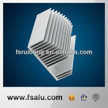 OEM extrude electronic cooling heatsinks