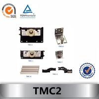 sliding door rollers and track TMC2