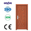 high quality inner bedroom wooden swing home used PVC wood door