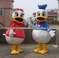 Donald ente erwachsene film comic-kostüm