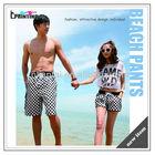 Fashion cheap drawstring beach board shorts beach towel pants