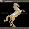 Large Brass Horse Sculpture,Brass Horse,Brass Horse Statue