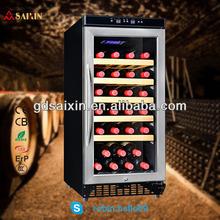 SRW-28S 90L 28 Bottles electric Vertical Wine Cooler