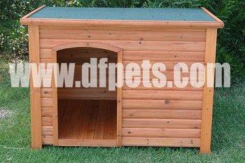2014 Fir Wood Dog Kennels Flat Of Kennels For Sale DFD-025