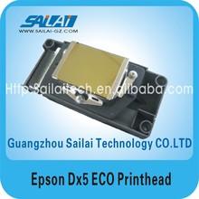 100% brand new! No Encryption/Unlocked, Eco printer Mimaki JV5 Dx5 F186000 printhead