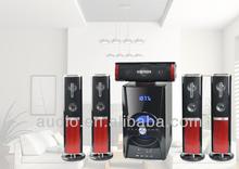 Big sound !!! 5.1 super bass home theatre system for Africa Market DM8008