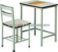 scuola Waldorf mobili aula scrivania singolo studente con set di sedia