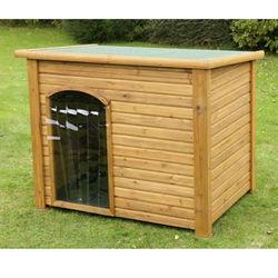 Wooden decorative dog kennels for large dog DK012M