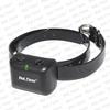 Black and TPU belt no bark dog shock collar
