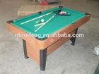 4 feet pool table,Electroplating corner pool ta