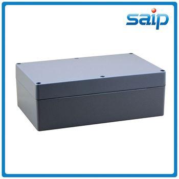 custom aluminum box large for outdoor use