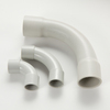 Grey PVC Conduit Pipe Fitting 90 Degree Elbow
