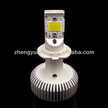 cob led h7 car headlight 60w 3600lm output car accessories led lamp headlight