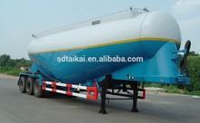 Direct Factory&Promotion Bulk Powder Goods Tanker Trailer