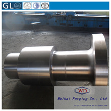 High Quality Carbon Steel or Alloy Steel Top Quality Marine Forging Shaft