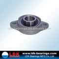 Ldk UFL001 pequeno rolamento do bloco de descanso
