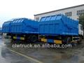 boa qualidade dongfeng 15000l resíduos caminhão coletor na tanzânia