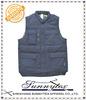 Sunnytex TC polycotton navy blue padded cheap uniform vests