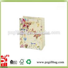 newly decorative custom paper bag