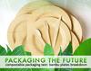 Environmental protection food packing, food packaging take away food packaging