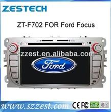 ZESTECH In car multimedia system navigation gps radio 2din For Ford Dashboard