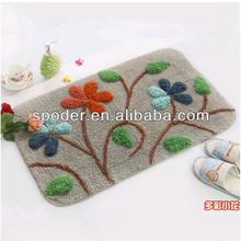 2014 100% Cotton Floor Mats Bath Carpet
