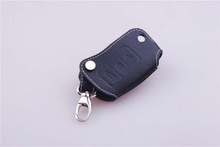 Allgood leather case for car key for ford mondeo leather car key case