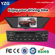 dvd player for BMW X1 built-in GPS/BT/AM/FM/TV/raido