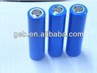 best 3.7v 18650 2400mAh li-ion rechargeable battery for LED lights flashlights mobile power, laptop batteries, electric bike bat