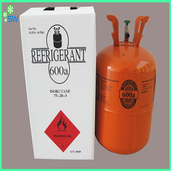 Foaming agent car used for R134a R600A at low price Cheap Refrigerant Gas R600a