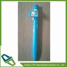 Promotional Cartoon Figure Plastic Ball Pen Ball Point Pen
