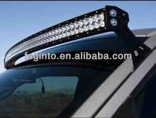 2014 hot sale in Australia/America/ India 50 inch dual row 288W 10V-30V 4*4 curved Cree off road vehicle led light bar