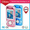 Ibaby sim card kids gps watch phone tracker